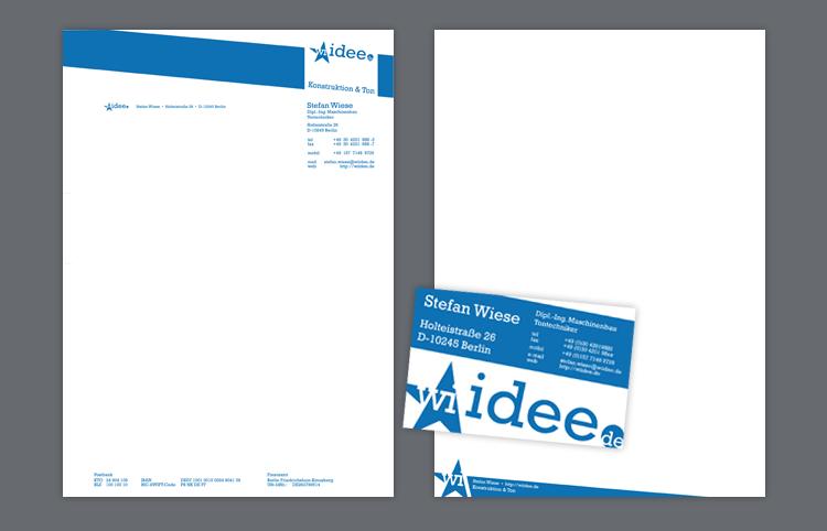 wiidee.de - Geschäftsausstattung